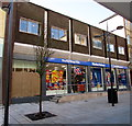 ST3188 : The Entertainer toy shop, Newport by Jaggery