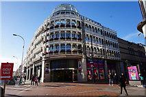 O1533 : Building on King Street South, Dublin by Ian S