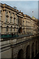 TQ3080 : Riverside terrace, Somerset House by Julian Osley