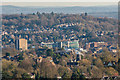 TQ2750 : Redhill from Reigate Hill by Ian Capper