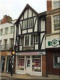 TQ7567 : Piggys Cafe, High Street, Chatham by Chris Whippet
