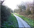 TA1844 : Hornsea Rail Trail  by JThomas