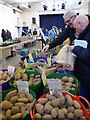 SU1585 : Potato Day, Gorse Hill Community Centre by Vieve Forward