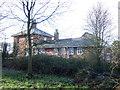 TA1843 : Former Sigglesthorne railway station by JThomas