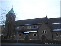 TQ2550 : The Catholic Church of the Holy Trinity, Reigate by David Howard