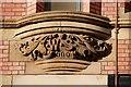 SJ8498 : Stovell's Building Datestone (1900) by David Dixon