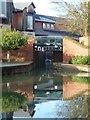 SP4540 : Banbury Lock, Oxford Canal by Christine Johnstone