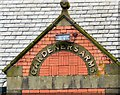 SJ9295 : Gardeners Arms: Architectural detail by Gerald England