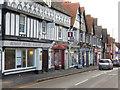 TQ1395 : High Street, Bushey by Stephen McKay