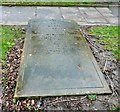 SJ9295 : William and Peter Whitehead's grave by Gerald England