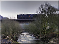 SD7915 : Flying Scotsman, Brooksbottoms Viaduct by David Dixon