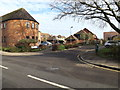 TL1714 : Manor Road, Wheathampstead by Adrian Cable