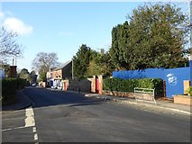 SX9392 : Magdalen Road, Exeter by David Smith