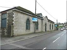 SW7834 : Former National Schools, Penrhyn by Humphrey Bolton