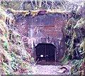 NN1576 : Adit No 10, from workings of Lochaber Hydro scheme by Phillip Williams