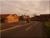 SK6889 : Road Junction at Mattersey Thorpe by Jonathan Clitheroe