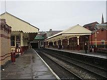 SD8010 : Bury Bolton Street Station by Jonathan Thacker