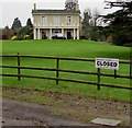 ST4688 : Dewstow House near Caldicot by Jaggery