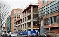 J3373 : The Clarendon House site, Belfast - January 2016(4) by Albert Bridge