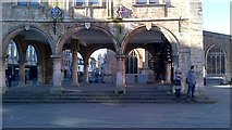 TL1998 : Guildhall,  Market Place, Peterborough by N Scott