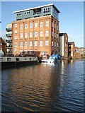 SO8554 : Converted factories by Philip Halling