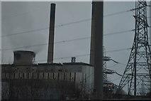 SE4724 : Ferrybridge Power Station by N Chadwick