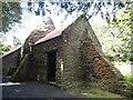 NZ1356 : Old steel furnace by Robert Graham