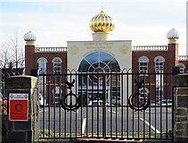 NZ2364 : Sikh Gurdwara, Cottenham Street by Andrew Curtis