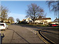 TL1415 : Pickford Hill, Batford by Adrian Cable