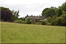 SK1971 : House in Little Longstone by N Chadwick