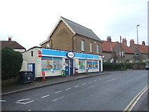 TA1181 : Convenience store on Scarborough Road, Filey by JThomas