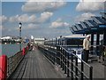 TQ8883 : South End Pier by Oast House Archive