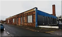 SE2932 : Old industrial building, Sweet Street West, Leeds by Stephen Craven