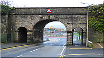 NS3174 : William Street railway arch by Thomas Nugent