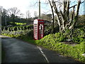 SW8543 : Telephone kiosk and pump, St Clement's by Humphrey Bolton