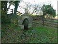 SK8613 : Ashwell village well by Alan Murray-Rust