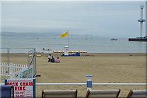 SY6879 : Weymouth Beach by N Chadwick