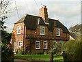 SK8613 : 8 & 10 Woodside, Ashwell by Alan Murray-Rust