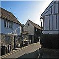 TL3540 : Royston: up King Street by John Sutton