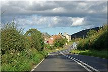 NZ5714 : High Farm by Robin Webster