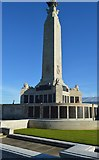 SX4753 : Plymouth Naval Monument by N Chadwick
