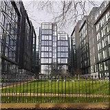 NT2572 : New flats, Quartermile by Richard Webb