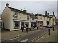 TL5686 : Main Street, Littleport by Hugh Venables