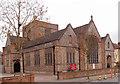 TQ3792 : Church of St Edmund, South Chingford by Julian Osley