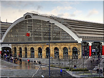 SJ3590 : Liverpool Lime Street Station by David Dixon
