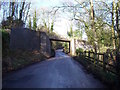 SK1748 : The Tissington Trail crossing Spend Lane by Ian Calderwood
