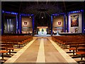 SJ3590 : Liverpool Metropolitan Cathedral, The Main Aisle by David Dixon