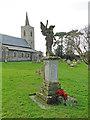 TF9804 : Cranworth War Memorial by Adrian S Pye
