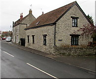 ST6976 : Old Church House, Pucklechurch by Jaggery