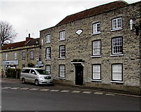 ST6976 : White Hart House, Pucklechurch by Jaggery